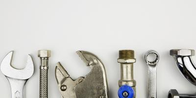 various tools against a white background